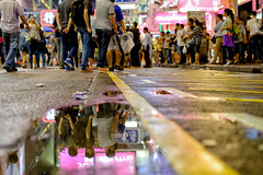 DSCF6674 Shadow of the city (Scofield Chan) Tags: road street shadow hongkong snapshot fujifilm streetphoto mongkok fujinon streetsnap fujinon35mm