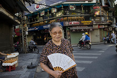 Street corner, HaNoi's Old quarter. (Hao Dinh) Tags: yellow alley asia streetphotography streetlife hanoi oldquarter