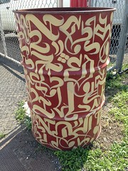 Tonck , 2014 (Hizmiester2) Tags: art writing graffiti hawaii crazy ancient paint message oahu badass style brush hidden artsy funk vandalism font script tonk paintbrush timeless cryptic handstyles decipher handstyle brushwork sandscript tonck tonkart tonkone tonckster
