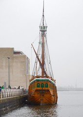 Matthew (7) (goweravig) Tags: uk swansea wales ship matthew ships replica sail carvel sailingship swanseadocks