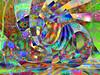 good-viBrations 2016 (artyfishal44) Tags: peace vivid hypothetical artdigital shockofthenew theawardtree theonlinemuseumofmodernart netartii chromophilecrew luluextraordinaryart gerardpifou loveheals~forgérard~ universalluv art~2016