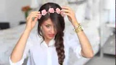 5 Ways to Wear a Flower Headband (gudpay) Tags: flower 5 wear ways headband mytamiltv