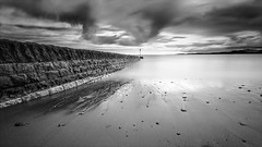 20150918-Breakwater at Dawlish (msphoto68) Tags: longexposure sea fall beach water clouds landscape rocks whitewater waves seascapes coastal devon d750 filters beachhuts dawlish sigma1020mm southdevon leebigstopper nikond750 hightechformatfilters lefilters09