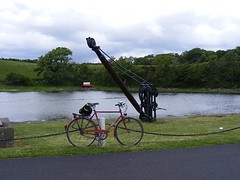 Old Crane, Westport Quay (braveheart1979) Tags: island mayo westport achill clewbay croaghpatrick greenway record3speed