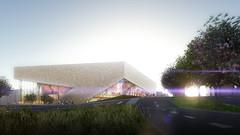 Arena 01 (ernesto_pm) Tags: architecture illustration design arquitectura digitalart creative visualization rendering modo archviz cgarchitect