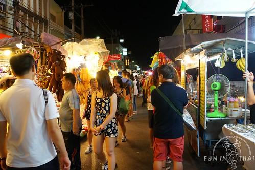 《華欣景點》華欣夜市 Hua Hin Night Market
