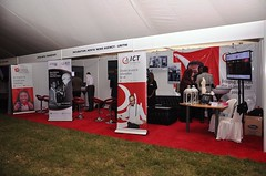 ICT Authority Booth_