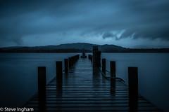 Eerie (ingham_steve) Tags: storm landscape pier big nikon stormy eerie filter lee d750 stopper slowshutterspeed