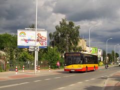 Solaris Urbino 12III, #1520, MZA Warszawa (transport131) Tags: bus autobus ztm warszawa solaris urbino mza warsaw