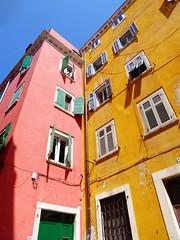 Colours of Rovinj (GillWilson) Tags: croatia colourful rovinj istria