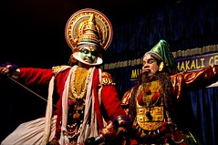 IMGP2386 South India Thekkady Kathakali Theatre (Dave Curtis) Tags: india theatre pentax tamilnadu 2012 kathakali kx