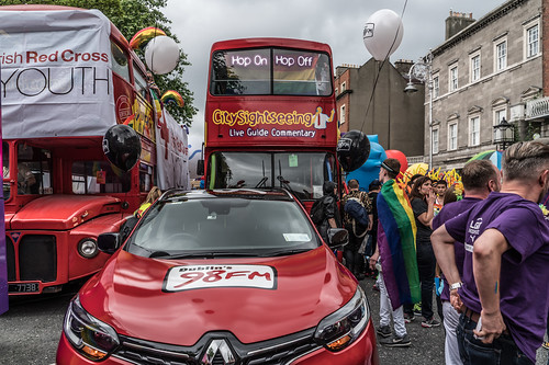 PRIDE PARADE AND FESTIVAL [DUBLIN 2016]-118018
