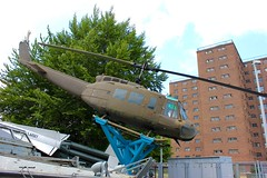 Huey Helicopter (ironmike9) Tags: buffalony navalmilitarypark waterfront harbor helicopter huey uh1 nike missle army