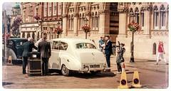 Wedding Photographer (williams19031967) Tags: wedding photo photographer northampton street nikon d7000 uk england getting married car scene scenic taking bride