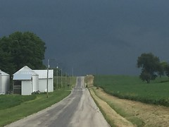Prelude to a drenching (ddsiple) Tags: storm cycling fairfieldcounty ohio summer
