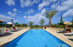 VILLA 397025 - Paphos Cyprus (THE VILLA GROUP) Tags: palmtree infinitypool paphos cyprus latchi polis prodromi secluded private
