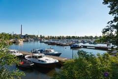 Summer day @ Sapokka (JarkkoS) Tags: 2470mmf28eedafsvr boat boating d800 finland harbor kotka sapokka summer suomenlahti kymenlaakso fi