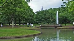 Tokyo Harajuku (CLAUDE ROUGERIE) Tags: tokyo harajuku jardin aquatique