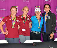 2014 NAJYRC winners press conference