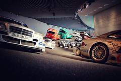 MB Motorsport (Koisny) Tags: car museum truck mercedes benz nikon mercedesbenz motorsport d80
