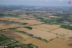 There is still some Farmland left (Essex Explorer) Tags: aerial farmland essex rayleigh img3932
