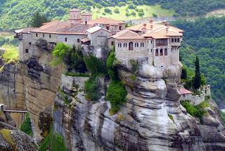 Holy Trinity Monastery Explored 17/3/15.Jigsaw 14/4