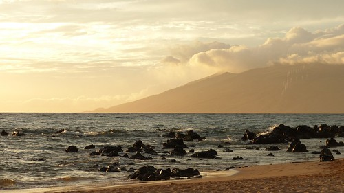 Sunset at Kihei