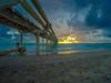 fingal sand pumping jetty (StuCrawford) Tags: storm beach clouds sunrise sand surf jetty australia images nsw queensland tweedheads gopro fingalheads stu~art tweedcoolangatta