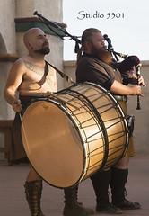 Drummer & bagpipe 8709PatLam (Studio5301) Tags: costumes festival kids children drums kilt bellydancer drummer faire clan renaissancefaire chld arizonarenaissancefestival fairycostumes studio5301 festivalsinphoenix patricialam patricialamphotographycom