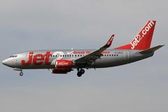 Jet2 B737-330 G-CELH BCN 01/03/2015 (jordi757) Tags: barcelona nikon airplanes bcn boeing 737 avions b737 d300 jet2 elprat boeing737 b737300 lebl gcelh