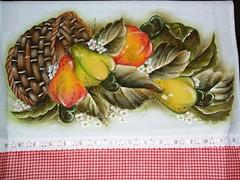 cajus (LID ARTS) Tags: de em prato panos pintura tecido