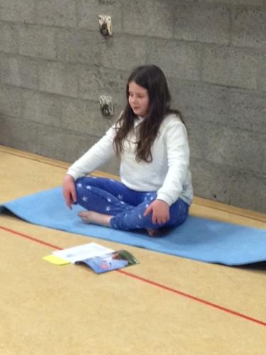 Yoga @ school