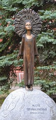 Girl Figurine in the Academy of Art (Alexei L) Tags: art ukraine figurine academy kiev kyiv