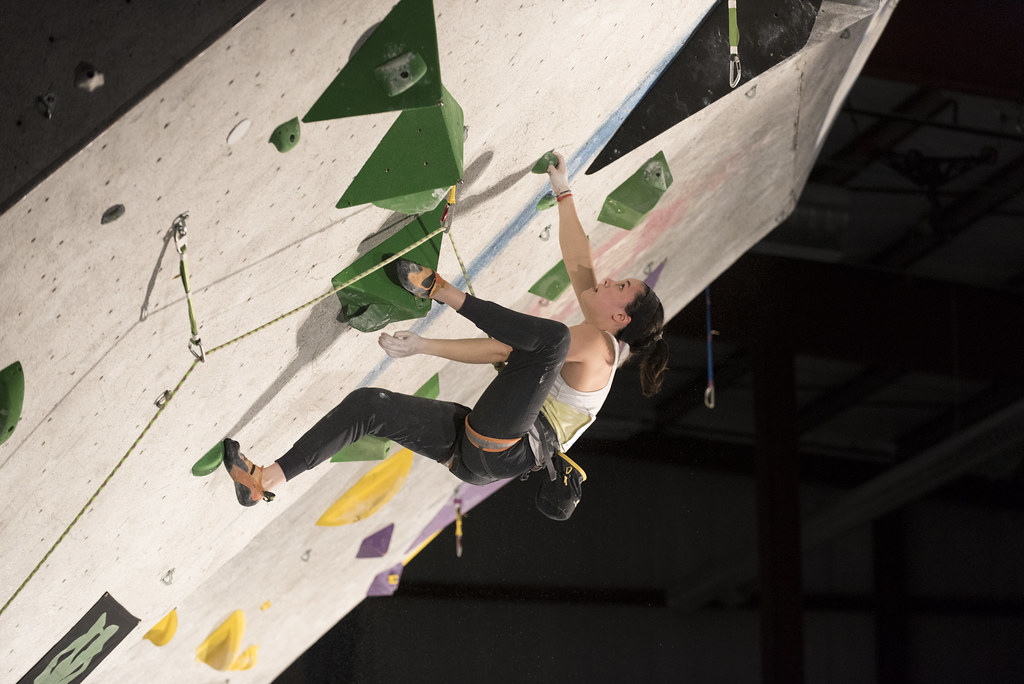 scs adult nationals indoor climbing