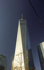 freedom tower (Visual Thinking (by Terry McKenna)) Tags: wtc freedomtower september11memorial