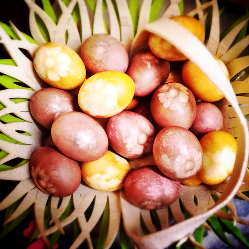Natural dye, Easter Egg, Dye,  天然, 染料, 復活節, 彩蛋, recipe, instruction,  food dye, beets, tumeric