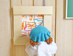 Prontinho! (Ateliê Bonifrati) Tags: cute diy craft stamp tutorial pap stampcraft carimbo passoapasso bonifrati
