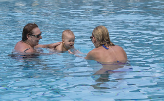 More swimming lessons