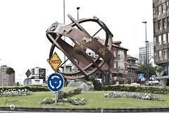 Rotonda Cuatro Caminos (Jana RM) Tags: cuatro rotonda caminos santander horscopo