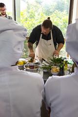 Chef RJ Cooper em Belo Horizonte (Embaixada dos EUA - Brasil) Tags: usa chef eua una estadosunidos usembassy norteamericano usmission rjcooper centrouniversitariouna cursoculinaria
