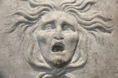 Medusa (richardr) Tags: old uk greatbritain england sculpture english heritage history europe university european roman unitedkingdom britain historic oxford british medusa mythology oxforduniversity oxfordshire europeanunion myth ashmolean ashmoleanmuseum oxbridge oxonian randophgallery