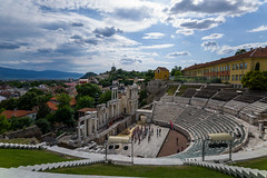(DeSjnIs) Tags: leica travel europe bulgaria plovdiv 18mm superwideangle romanamphitheatre ultrawideangle f38 leicam 11649   superelmar republikablgarija