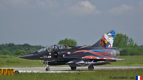 DASSAULT-BREGUET Mirage 2000N / Armée de l'Air - RAMEX DELTA / 125-AM