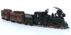 Western Train (W. Navarre) Tags: train lego western
