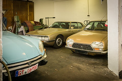 "at ""la passion automobile"" (mompl) Tags: citroen ds sm gs borgholzhausen httpwwwladsde"