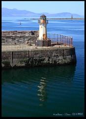 Ardrossan Lighthouse (zweiblumen) Tags: uk lighthouse scotland alba 1901 polariser northayrshire canoneos50d ardrossanharbour zweiblumen airdrosain