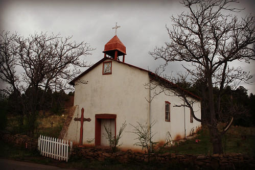 Canoncito Church
