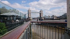 London Bridge (mike in mayo) Tags: greatbritain travel bridge england london english water skyline architecture buildings londonbridge river photography cityscape crossing waterfront riverside time britain capital streetphotography places tourist structure southbank british riverthames modernarchitecture span attraction rivercrossing scenicview travelphotography capitalcity citiestowns