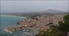 castellamare del golfo (imma.brunetti) Tags: panorama marina mare barche porto castello spiaggia sicilia paesaggio golfo citt castellamaredelgolfo