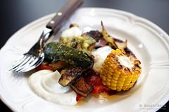 20160510-11-Roast vegetables at Frank Restaurant in Hobart (Roger T Wong) Tags: food vegetables lunch australia roast tasmania hobart iv 2016 sigma50mmf28exdgmacro sigma50macro frankrestaurant metabones smartadapter rogertwong sonya7ii sonyilce7m2 sonyalpha7ii